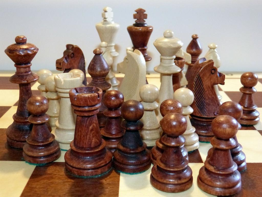 Výsledek obrázku pro soutěž šachy
